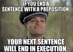 Grammar-Nazi-punishments
